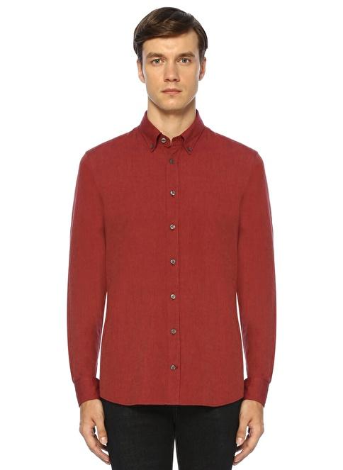 Beymen Collection Gömlek Kırmızı